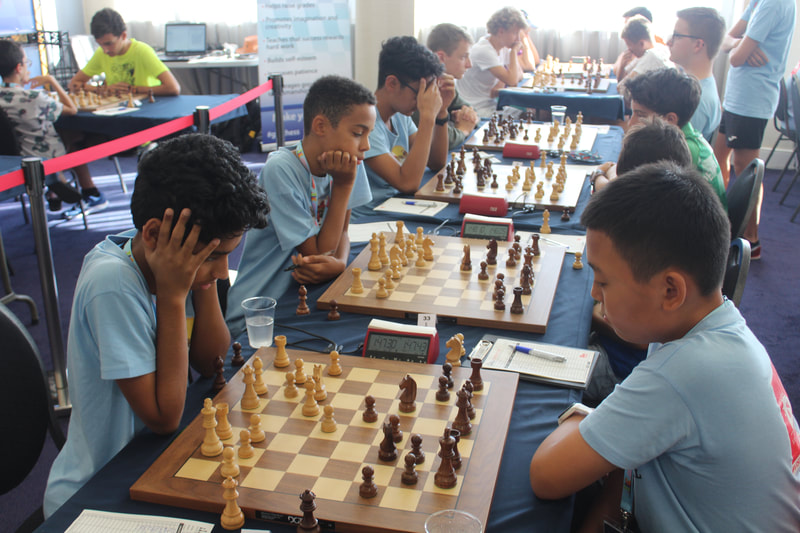 National Chess Junior Squad - Home